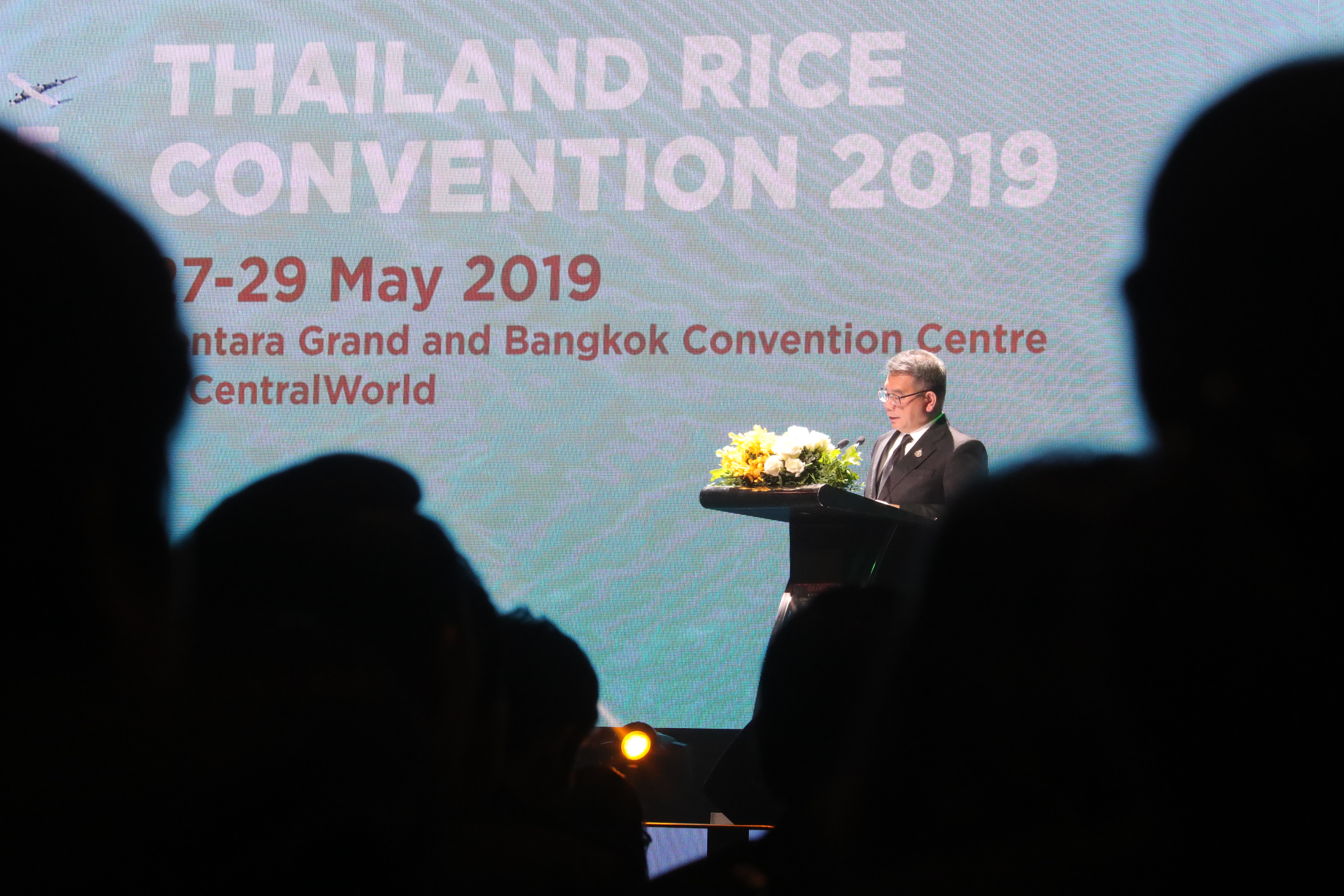 Thailand rice convention 2019